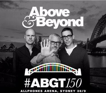 4 x ABGT1500 ABOVE AND BEYOND SYDNEY GA TICKETS Melbourne CBD Melbourne City Preview