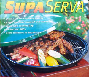 Wanted supa serva bbq food warmer. Angle Vale Playford Area Preview
