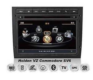 7 inch Holden Commodore VY VZ Monaro sv6 car dvd gps free reverse