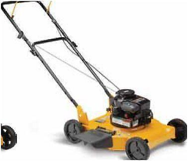 craftsman lawn mower manual download
