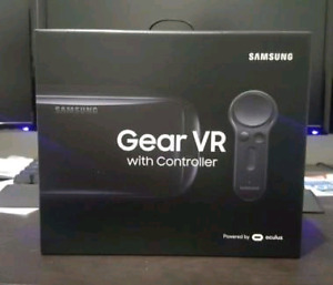 Gear VR 2017 (with remote) SEALED FROM SAMSUNG