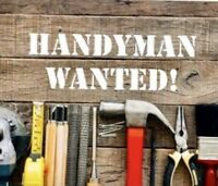 wanted handy person