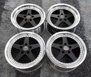 """2 Piece Zone Sport 5x114.3 17"""" Wheels/Rims Capital Hill South Canberra Preview"""