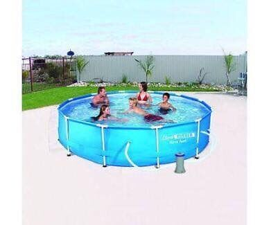 Steel frame pool Rosebery Palmerston Area Preview
