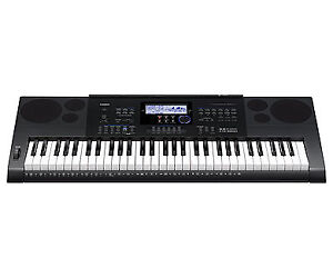 Brand New Casio CTK-6200 61- Piano Type Keys Electric Keyboard