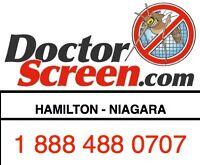 Doctor Screen Hamilton- Niagara ON SITE, MOBILE SCREEN REPAIR
