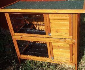 Rabbit/ferret cage Orange Orange Area Preview