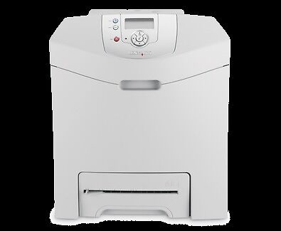lexmark c532n colour laser printer