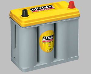 Interstate YellowTop Optima Battery Auto 36m 450 CCA SC51RDA
