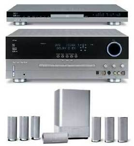 Home Theater System: Harman Kardon CP 35 7.1-channel