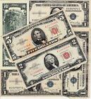 US Paper Money Lot