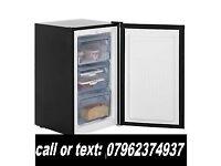 under worktop freezer black 6 months old fridge master can deliver