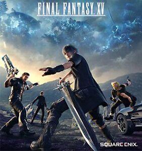 Final Fantasy 15 - PS4