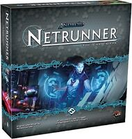 Android Netrunner Data Packs and Expansion