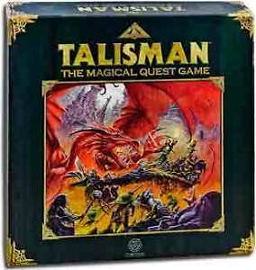 Talisman The Magical Quest Game Version 4
