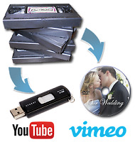 Transfer your Analogue tapes to Digital Media