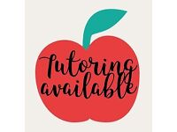 Primary Tutoring - maths and literacy