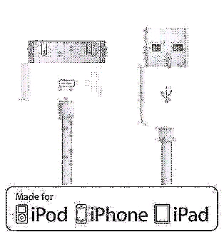 Brand new iphone 4/4s & ipad,ipods cables