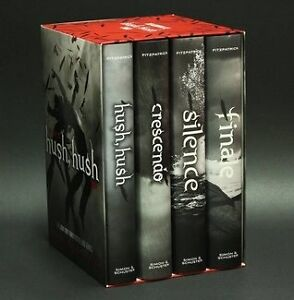 Hush Hush Saga/books Kitchener / Waterloo Kitchener Area image 4