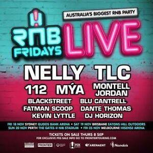 RnB Fridays Live - Melbourne Sunbury Hume Area Preview