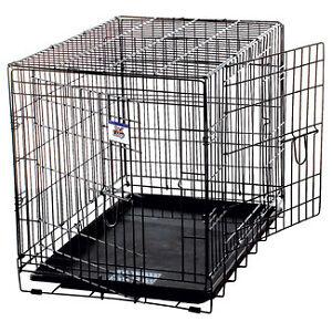 Medium Foldable Dog Cage