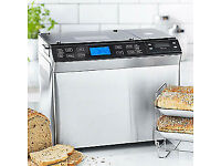 Lakeland Bread Maker Plus And Digital Scales - 2 Loaf Sizes Product number: 17892