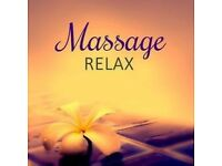 £5 off call in, melt your stress with massage till end of Dec