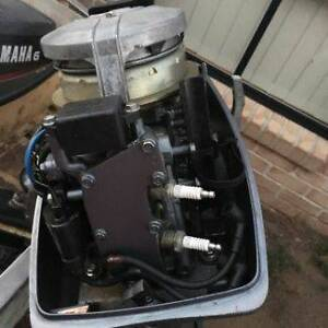 6 hp tinnie Ningi Caboolture Area Preview