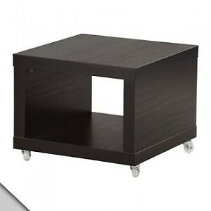 Nightstand / table with wheels