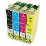 Huismerk Epson Expression Home XP-225 cartridges T18 XL S...
