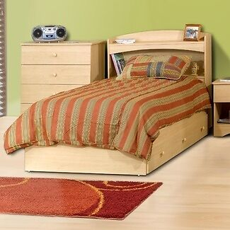Alegria Storage Platform Bed
