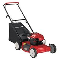 Lawn Mowing - Reasonable Prices