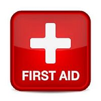 First Aid Course - Registering Now