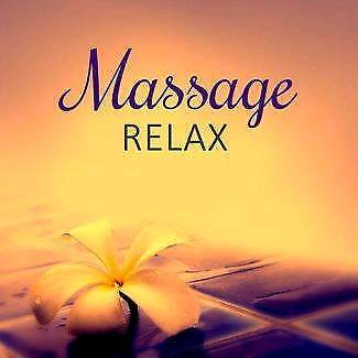 Relaxing and deep tissue massage