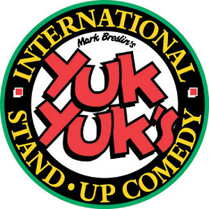 2 Admission for Yuk Yuks Edmonton Live Comedy Show Tickets