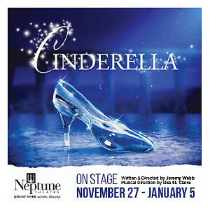 2 tickets to Neptune Cinderella - Sunday, Dec 9th - sold out!