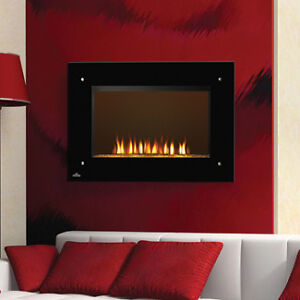"Napoleon Electric Wall Mounted 39"" Fireplace EF39HD"