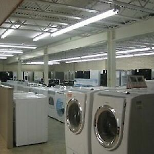 NEW & USED WASHER - DRYER FRIDGE STOVE QUALITY CLEAN & GUARANTEE