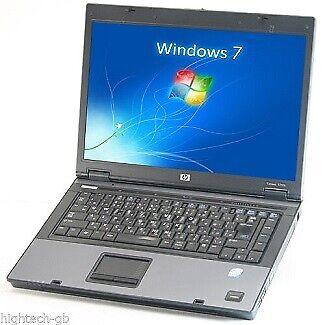 """Laptop Windows - 15.4""""  Windows 7 HP Laptop Notebook Computer * WiFi * DVD  * Warranty"""