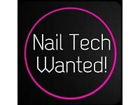 Looking for nail technician
