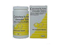 4 x Calcichew-D3 Forte Tablets