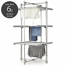 Heated Clothes Airer (Lakeland Dry:Soon 3 Tier Tower)