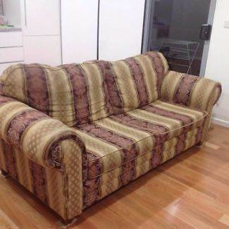 COUCH SOFA-BED 2.5 SEATER IN EXCELLENT CONDITION Waterloo Inner Sydney Preview