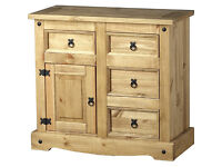 Corona Pine Sideboard For Sale