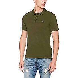 Levis polo shirt size M.
