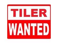 Tiler required