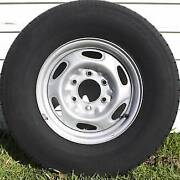 Two car tyres - including wheel rims East Lismore Lismore Area Preview