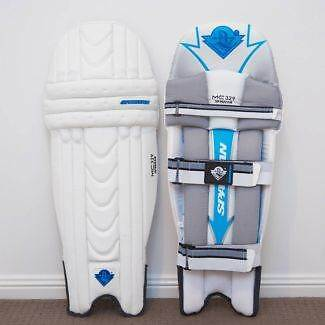 "SPARTAN ""MC 329"" Cricket batting pads RH Boys/youths Forest Hill Lockyer Valley Preview"