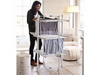 Heated Folding Clothes Airer / Dryer