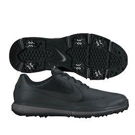 Nike Explorer 2 S Golf Shoes - Black - Size 9